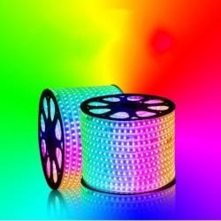 Bandeau LED 220V étanche avec télécommande IR ou Bluetooth