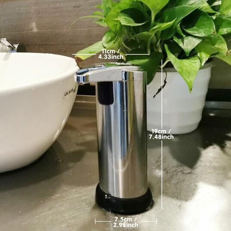 Distributeur de savon a de mouvement infrarouge sans contact