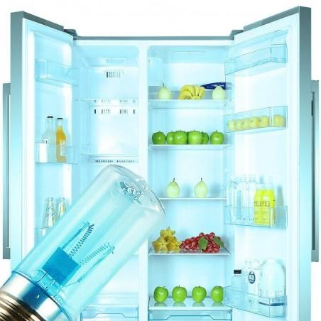 Lampe UV frigo 3W E17 stérilisateur ultraviolet 12V
