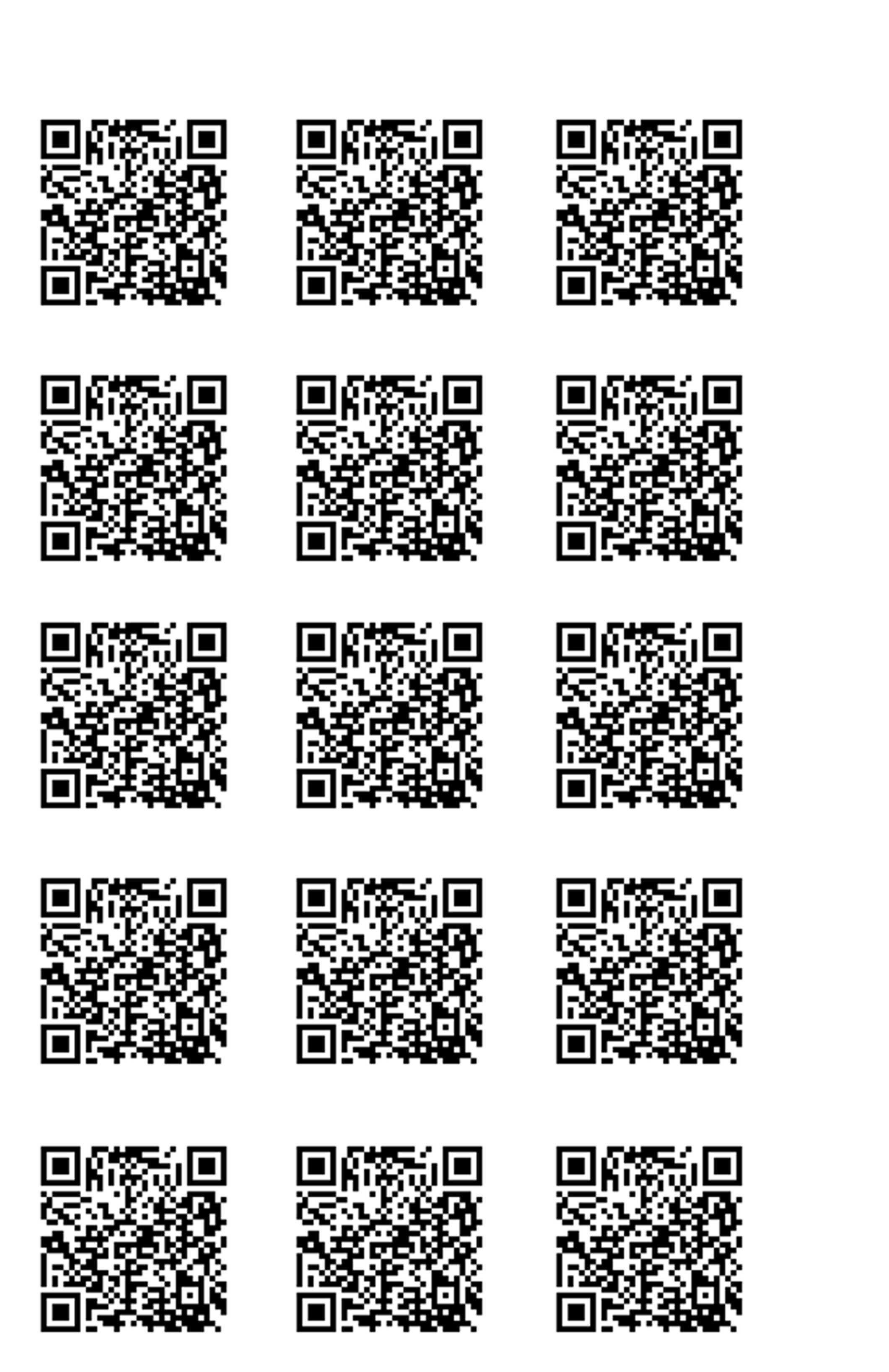 Le Jeune moderne.RFID Sans contact-Autocollants 64mm QR CODE 2D repositionnables-Un simple autocollantQR CODE et votre vie change. Nous codons et imprimons sur étiquettes autocollantesrepositionnable spéciales le QRCODE de votre menu ou de tout autre lien internet, page Facebook, etc...Si vous n'avez pas de menu en ligne, nous nouschargeons de tout.4 Planches A4 de 12 étiquettes. Soit au total 48 étiquettes rondes 64mm QR 2DLivraison en quelques jours par LA POSTE.Cliquez ici pour tout savoir sur ce serviceou contactez nous au 06.77.81.36.47 par SMS, nous vous contacterons pour répondre à toutes vos questions.