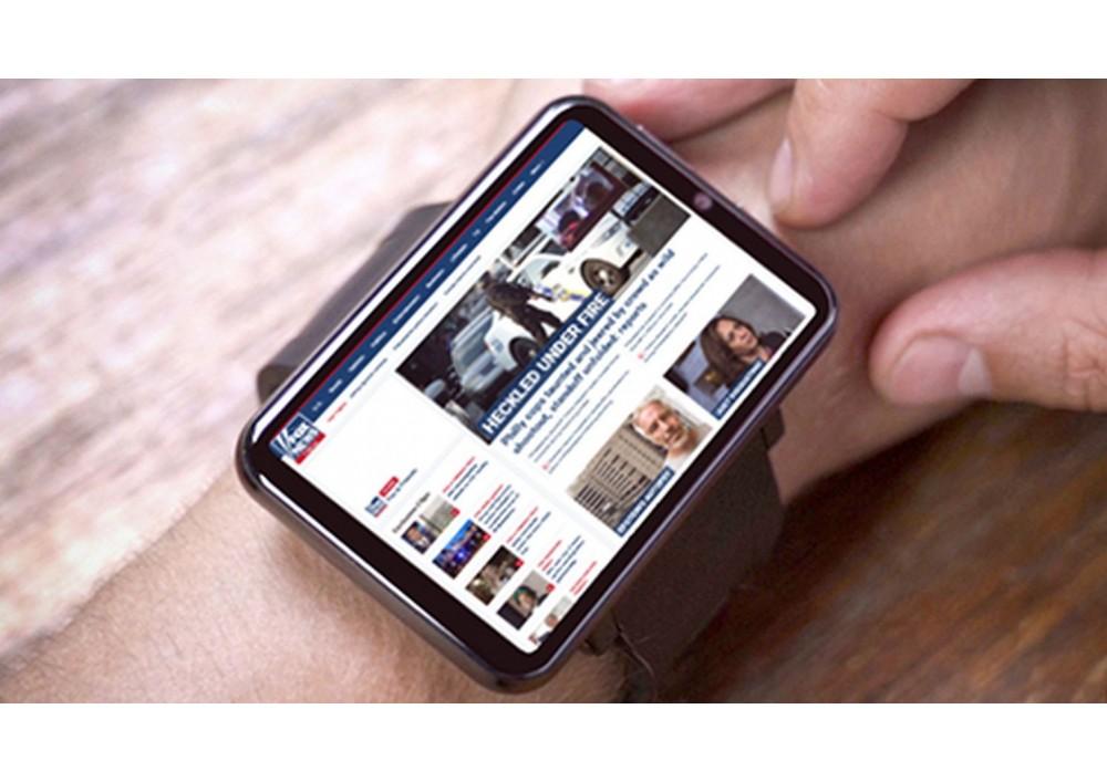 Montre téléphone grand écran 2.86 pouces HD