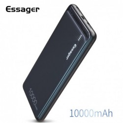 Powerbank 10000mAh Dual USB Ultrafin