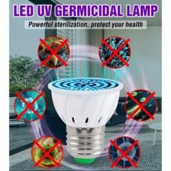 Ampoule UV de désinfection stérilisateur germicide E27 E14 B22 MR16 GU10