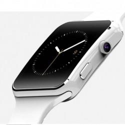 Montre X6 avec caméra, écran tactile. Prise en charge carte SIM